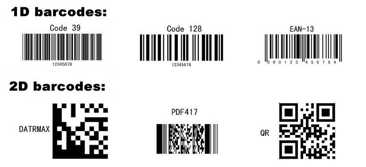 1D-2D-barcodes