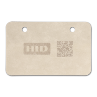 HID High Temperature Label