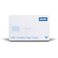 HID Trusted Tag Services ISO Card