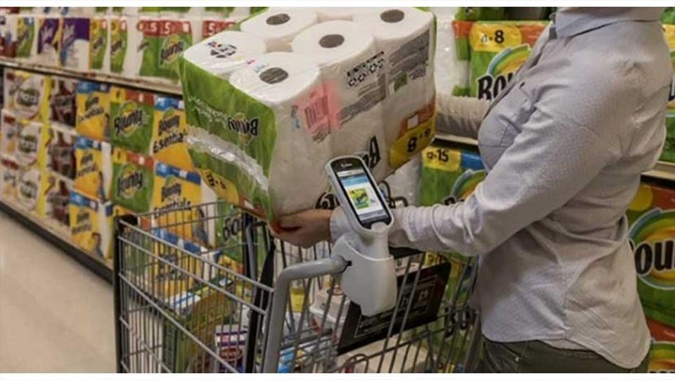 Nuevo Zebra PS20 Personal Shopper