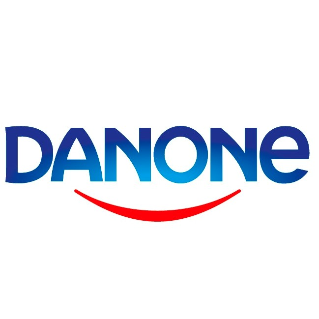 Logo Danone