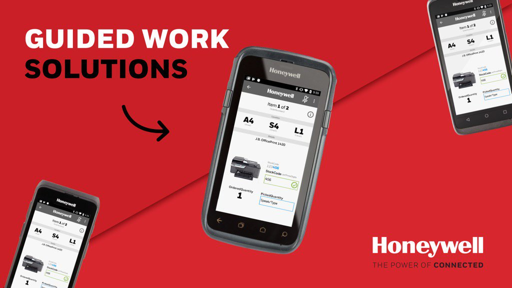 Honeywell Guided Work