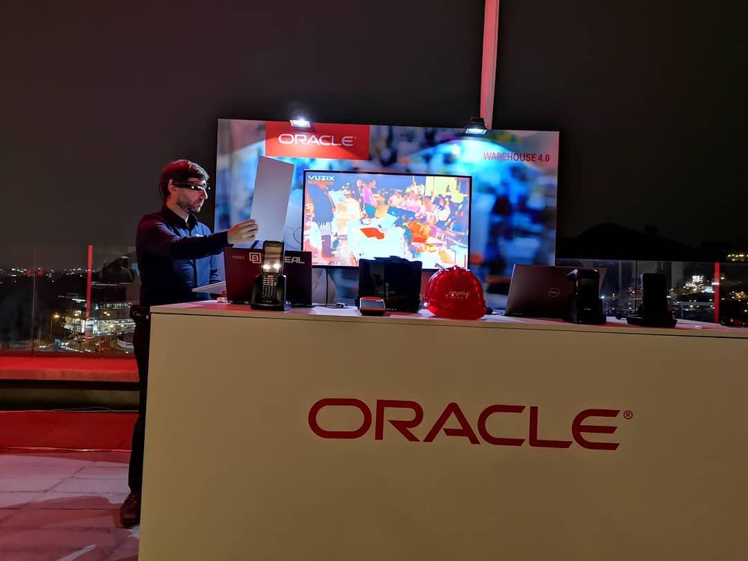 Oracle IoT Tour 2019 en Lima