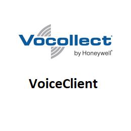 Vocolect VoiceClient