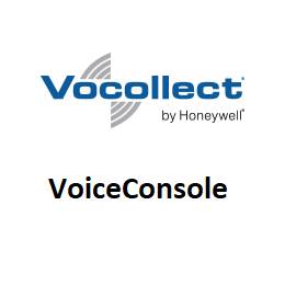 Vocollect Voice Console