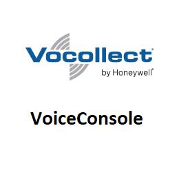 Vocollect Voice Console