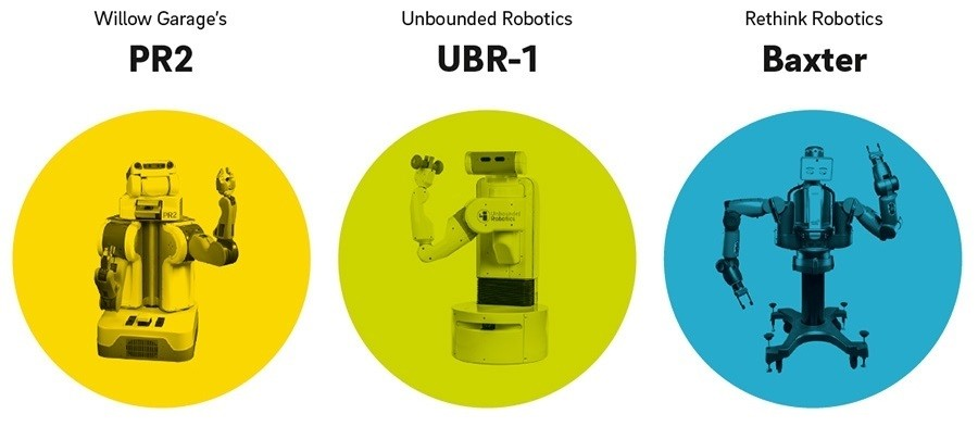 Robots para Logistica
