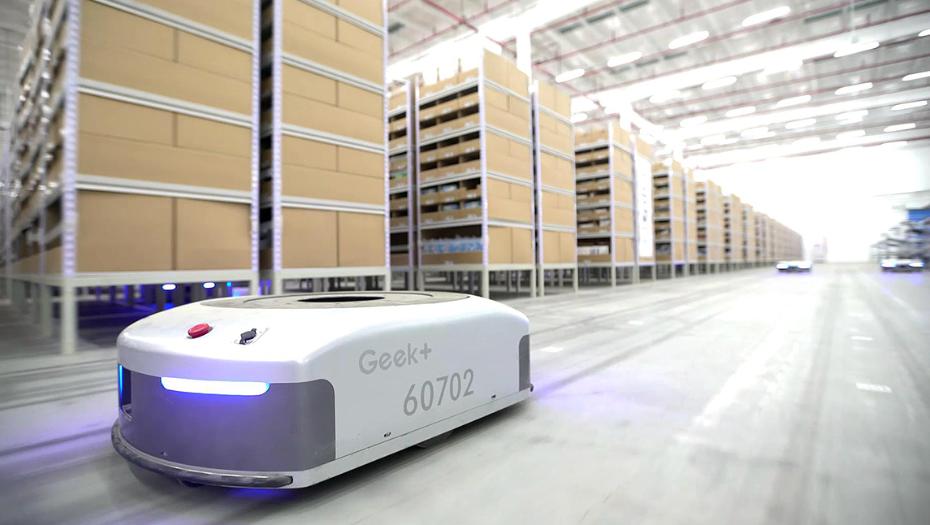 Robots mano de obra