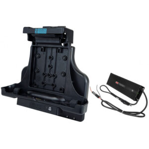 7170-0806 - KIT Zebra L10 ANDROID Tablet Vehicle Docking Station NO RF (7160-1453-00) and LIND 20-60V Isolated Power Adapter (7400-0028)