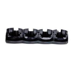 CRD-TC51-4SCHG1-01 - CUSTOM TC51 4-SLOT CHARGE ONLY CRADLE
