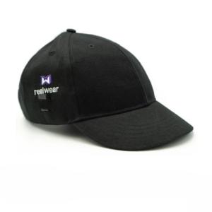 HMT-1 RealWear Ball Cap with HMT Mount (Side RW Logo)