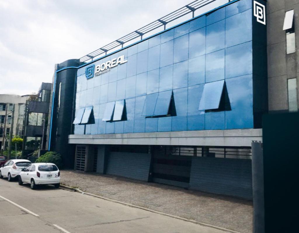 Edificio Corporativo Boreal