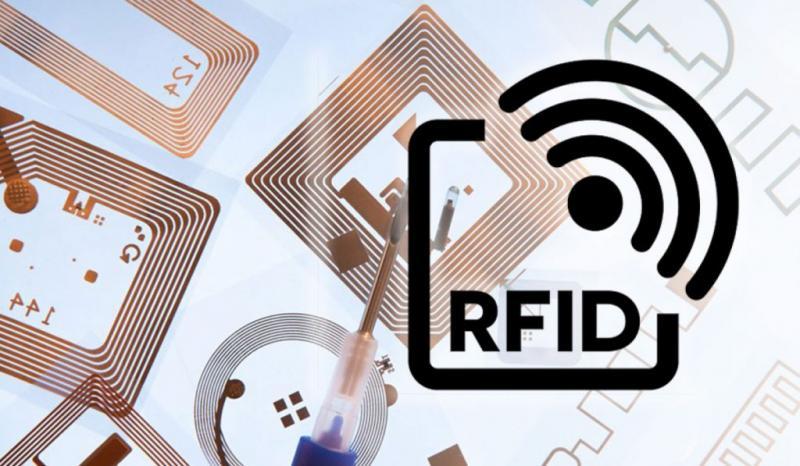 cadena de suministro RAIN RFID