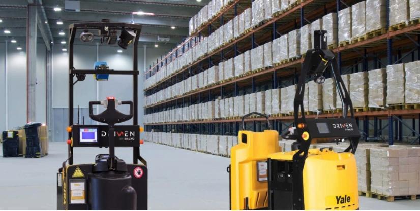 10 tendencias en automatización y gestión de almacenes en 2021