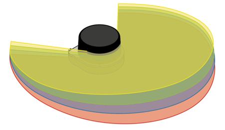 LiDAR Multi-capas